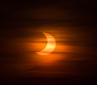 126/365 Solar Eclipse [Explored]