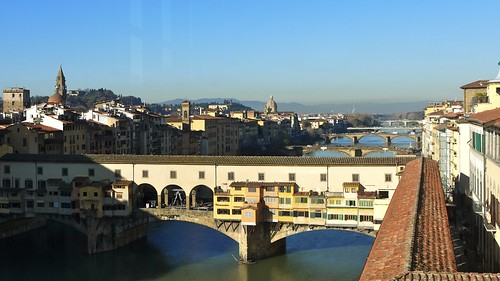 View from Uffizi Gallery, Firenze | by LoMingShum