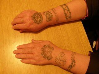 Славянские татуировки