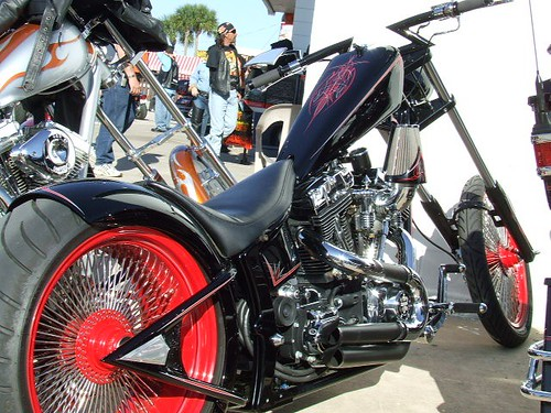 PIN STRIPE CHOPPER