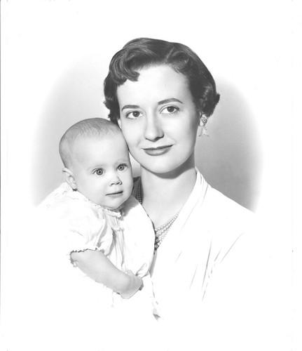 Eleanor Creekmore Dickinson, Katy Dickinson 1958