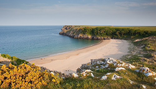Barafundle Beach - Pembrokeshire