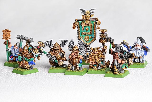 Dwarf Commando