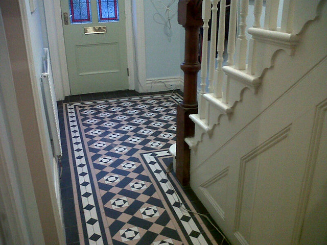 New hall tiles flickr photo sharing for Tiles images for hall