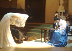 Korejská svatba mýma očima