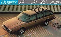 1989 Chevrolet Celebrity Eurosport Station Wagon