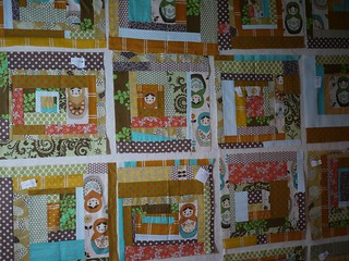 Bricolage + Butter Bee Blocks