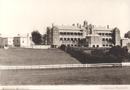 Maitland Hospital, NSW, Australia [n.d.]