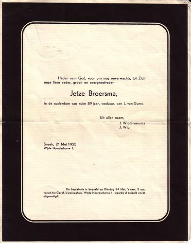 1955-Broersma Jetze