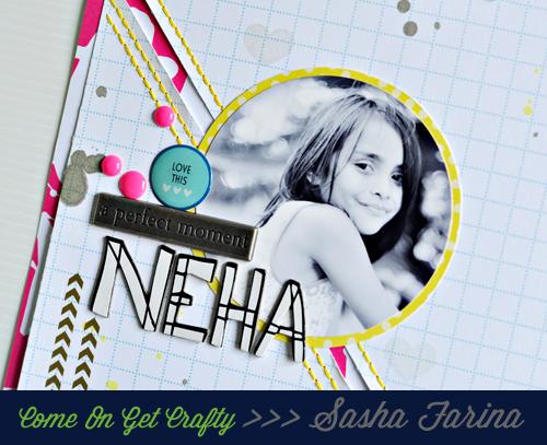 neha closeup