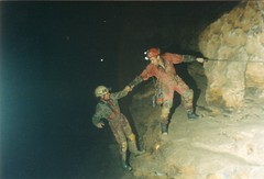Joel & Helen in Cueva De La Cayuela Image