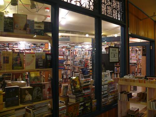 Seattle Bookstore 3
