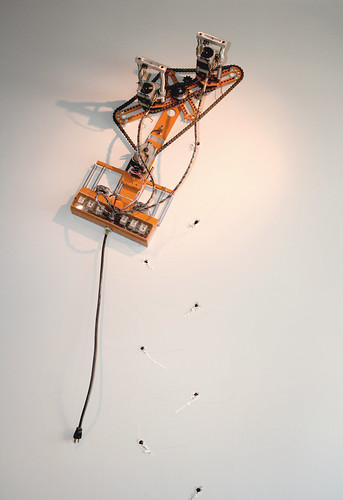 "Dan Grayber ""Self-Installing Mechanism"""