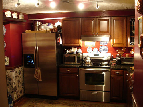 Small kitchen appliances, Kitchen appliances, Kitchen_Counters by The Daring Librarian