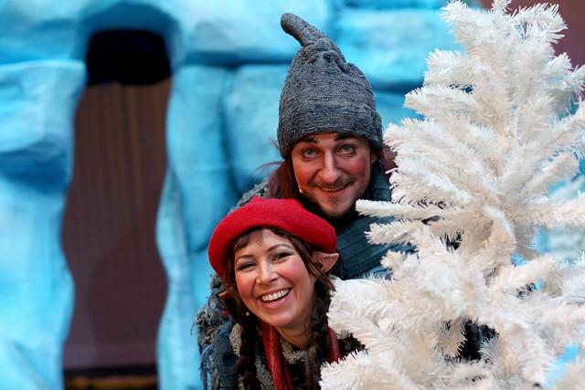 Spesialtmeny til Jul i Blåfjell