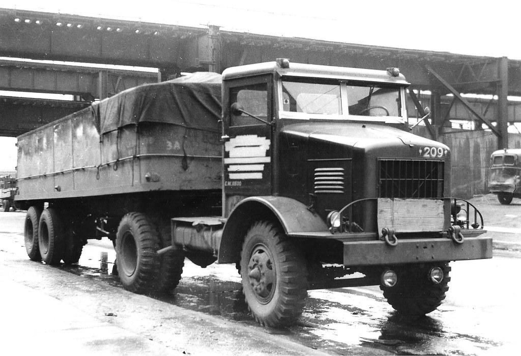 M426 Tractor War Surplus Taken By Joe Wanchura In