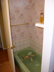 Bathroom from 1950's (Before Images)