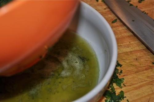 drain spinach 1