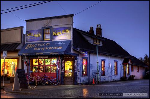 steveston fishing village  a photo essay