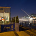 Dublin Docklands At Night