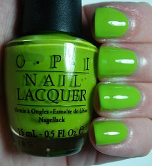 OPI Who The Shrek Are You?