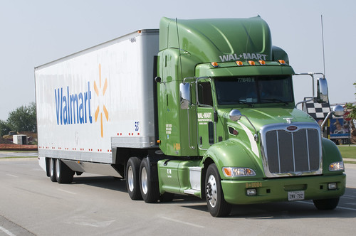 Walmart's Hybrid Assist Trucks