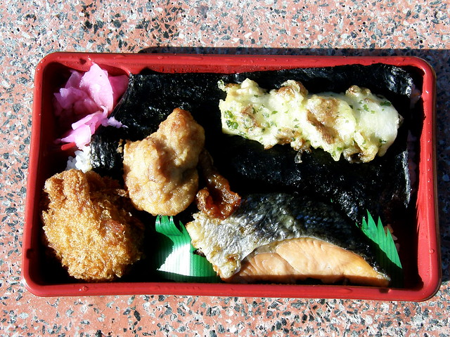 Photo:#5499 box lunch (自家製のり弁当) By Nemo's great uncle