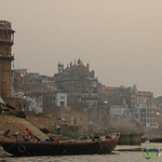 Early Morning Along the Ganges River - Varanasi, India