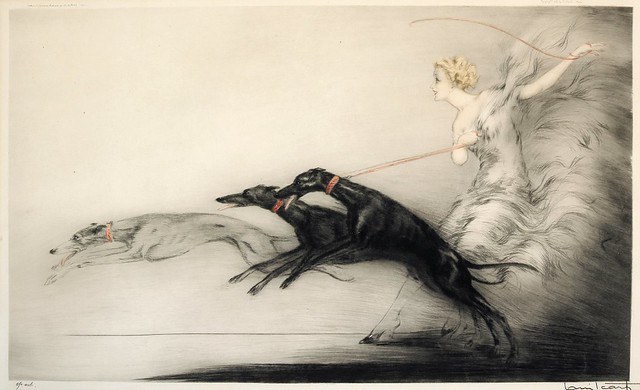 Louis Icart Quot Speed Quot Flickr Photo Sharing