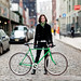 BikeNYC Portrait: Jana by Dmitry Gudkov