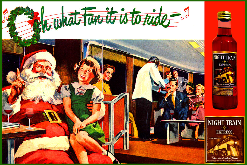 Santa's Night Train
