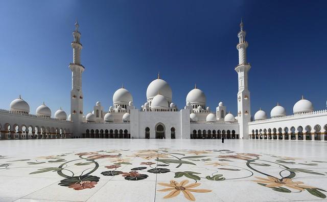 مسجد الشيخ زايد - Sheikh Zayed Mosque