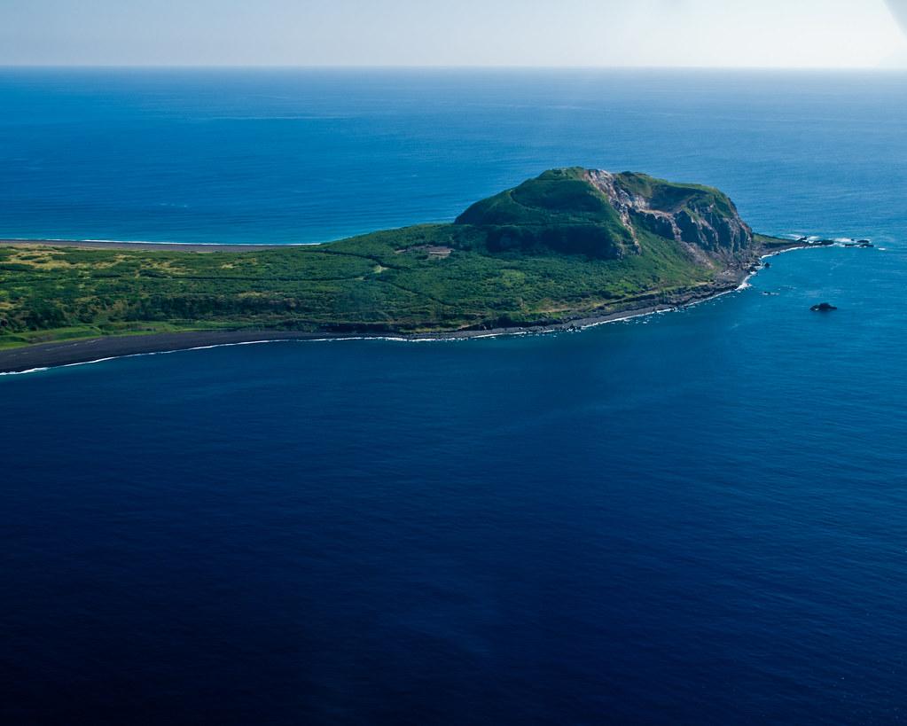 Mount Suribachi, Iwo Jima
