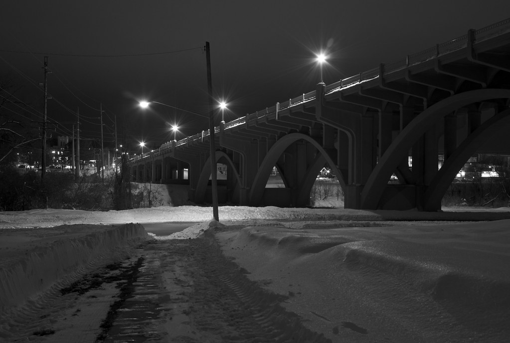 Faribault, MN bridge