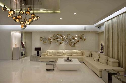 Living Room Pictures Luxury by Mahesh Punjabi Associates: Interior Designer, Architect