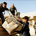 Kandahar: Coalition forces deliver winter supplies to institute in Kandahar