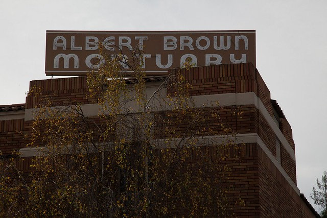 Header of Albert Brown
