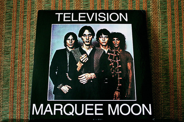 Marquee Moon Television 1977 So Good By Thejcgerm