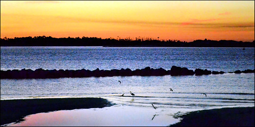 morning sunrise florida panamacitybeach floridastateparks nikond3100 nikkor70300afsvrlens staandrewsstatepark