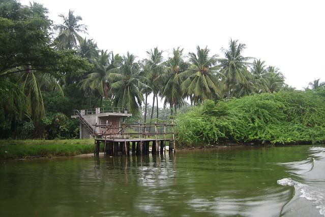 Backwaters Near Chunnambar Resort Pondicherry Flickr