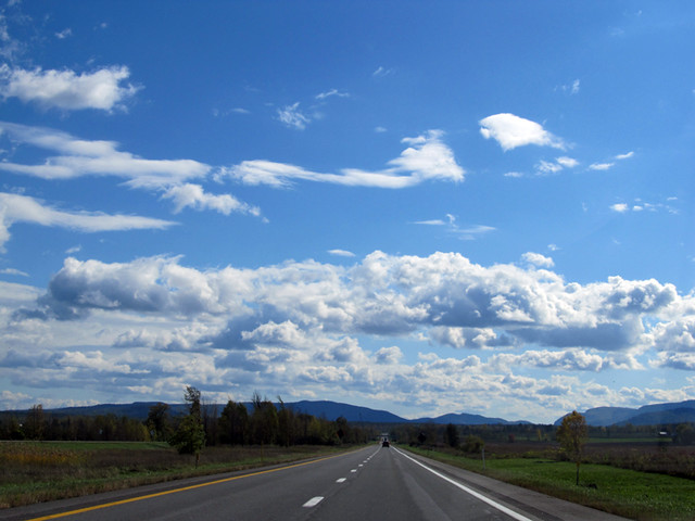 The Adirondack Northway