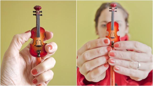 Díptico violínchito
