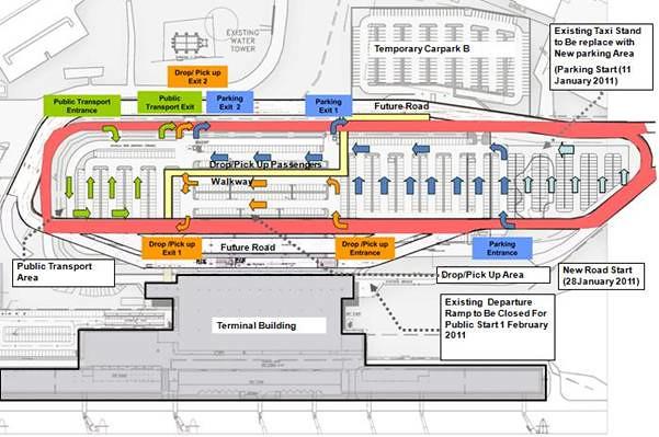 Information Regarding Upgrading Works on Penang