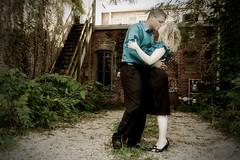 Stealing Kisses (Callie & Harold 2010)