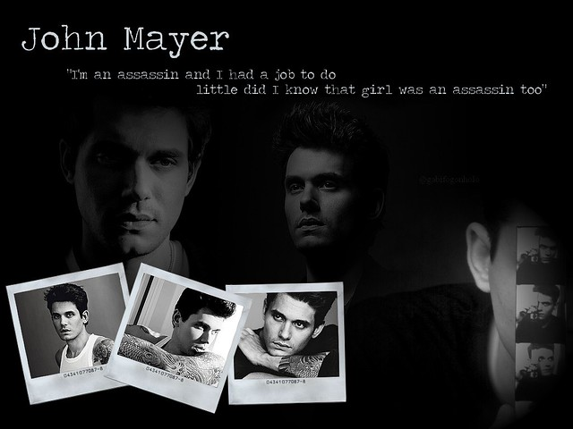 John Mayer Wallpaper: Ok, I'm Totally In Love With His