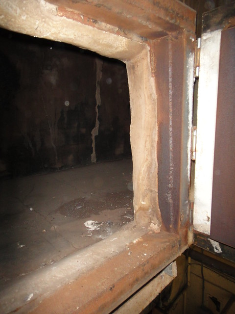 Boiler Breeching Interior Insulation Flickr Photo Sharing