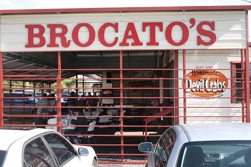Brocato's outside