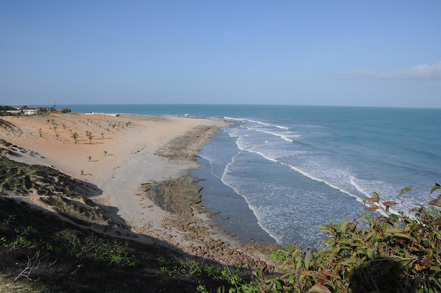 jericoacoara brazil beach