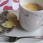 Mohn-Marmorkuchen, klein