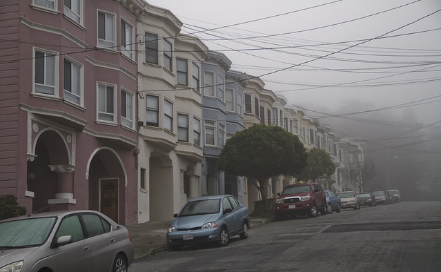 The Richmond District, San Francisco (2011)
